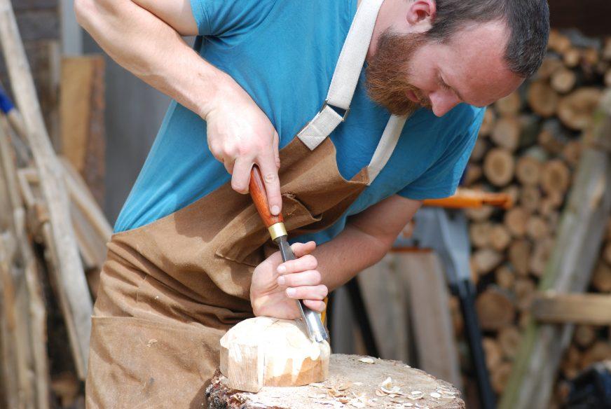 Wooden Tom